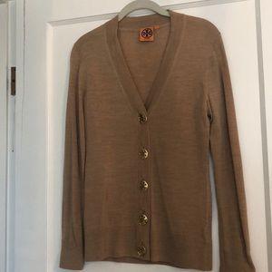 Tory Burch Boyfriend Sweater